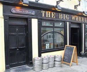 The Big Wheel Bar & Restaurant